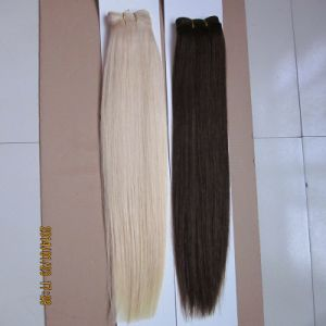European Virgin Remy Human Hair Weaving pictures & photos