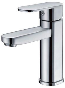Chroming Bathroom Basin Copper Faucet (NJ-0049) pictures & photos