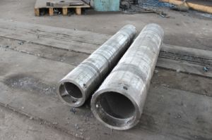 Copper Pipe Mould with Cooling Pipe pictures & photos