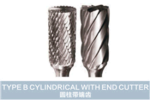 Type B Cylindrical with End Cutter B0820 pictures & photos