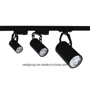 Newest Product 7W COB Dimmable LED Track Light pictures & photos