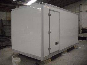 Fiberglass Refrigerated Truck Body pictures & photos