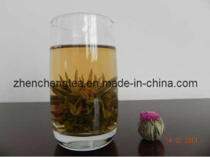 Blooming Flower Tea (Hua Kai Fu Gui)