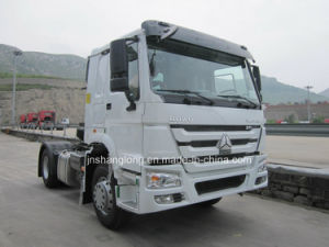 4X2 Semi Head 20t-30t Tractor Truck (Euro 2, A/C) pictures & photos