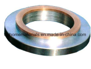 Factory Supplier C11000 T2 Copper Q345D Steel Clad Plate pictures & photos