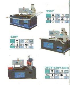 The Best Sale and Low Price China Auto Feeding Type Disk Saw of Smac pictures & photos