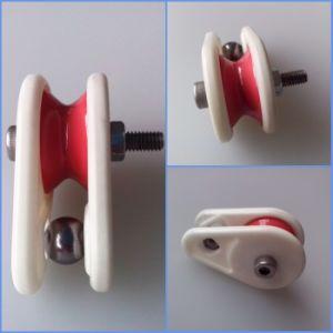 Wholesale Textile Ceramic Parts Ceramic Pulley Jump Wire Preventer pictures & photos