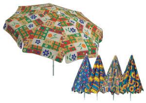 Fashion Beach Umbrella (BR-BU-109) pictures & photos