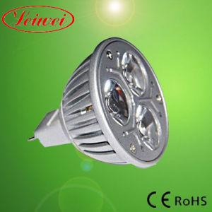1-3W MR16 GU10 LED SMD Spotlight pictures & photos