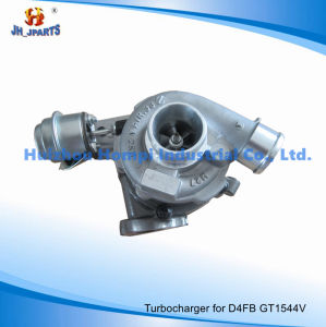 Auto Parts Turbocharger for Hyundai/KIA D4fb D4fa Gt1544V 28200-2A100 28201-2A400 pictures & photos