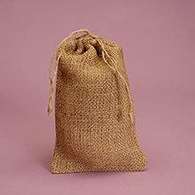 Nature Jute Burlap Gift Bag pictures & photos