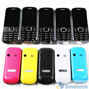 1.8 Inch D800 Dual SIM Quad Band Phone 1.3MP Camera Mobile Phone