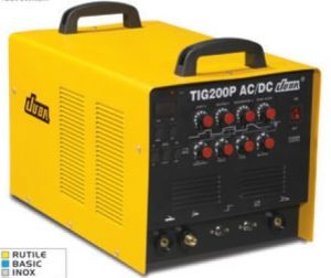 CE AC/DC Inverter Welding Machine (TIG200p, Mosfet, Hf)