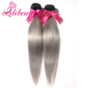 Fashion Virgin Ombre Big Wave Cambodian Weaving Hair pictures & photos