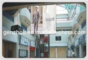 White Holographic Rear Projection Screen Film (GZ- RW4 White)