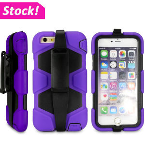 Griffin Survivor Heavy-Duty All-Terrain Plus Case for iPhone 6