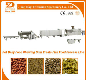 Pet Food Extruder/Fish Feed Pellet Making Machine pictures & photos