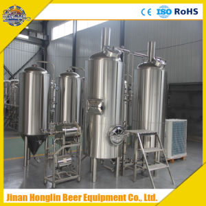 High Quality 5bbl/7bbl/10bbl Used Brewery Equipment, Brewing System, Brewhouse pictures & photos