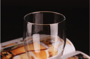 High Quality LEED Free Crystal Beer Glass for Wholesaler pictures & photos