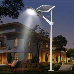 Cheap LED Lighting Producer Outdoor Integrated Solar Street Light/Lights pictures & photos