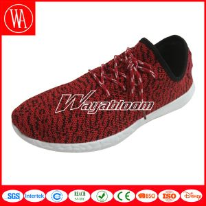 Fashion Flyknit Breathable Casual Shoes for Men and Women pictures & photos
