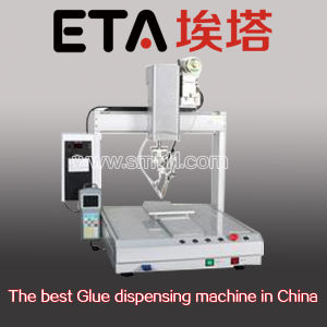 CE Certified Precision Automatic Glue Dispensing Machine pictures & photos