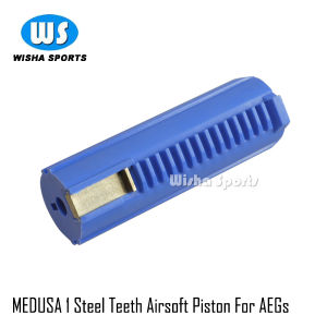 Medusa Airosft 1 Steel Teeth Total 15 Teeths Piston for Airsoft Rifle pictures & photos