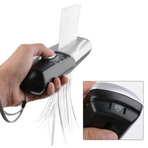 Portable USB Powered Paper Shredder Machine pictures & photos
