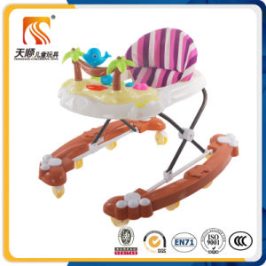 China Factory Wholesale Comfortable Unique Baby Walker pictures & photos