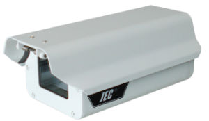 Weatherproof Top-Opened CCTV Camera Housing with Fan and Blower pictures & photos