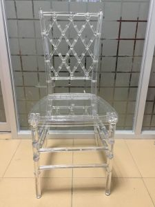 New Design Clear Chiavari Chair, Transparent Tiffany Chair pictures & photos