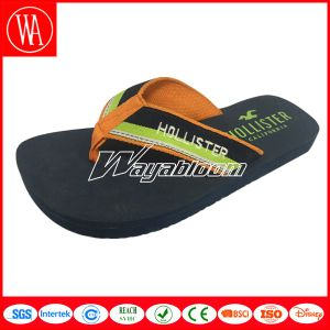 Flat Sandal Casual Women or Men Slippers pictures & photos
