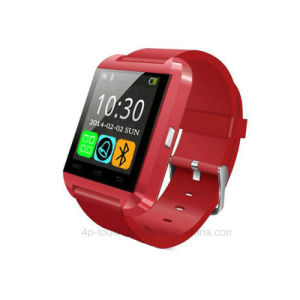 Fashion High Quality Bluetooth Smart Watch with Multiple Functions (U8) pictures & photos