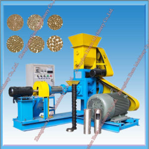 Dry Type Fish Feed Machine With CO pictures & photos