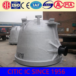 Citic Casting Ductile Iron Slag Pot for Metallurgical Plants pictures & photos