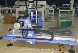 Hiwin Square Rail, Nc Studio, Desktop PCB Drilling and Milling Machine CNC Router 6090 pictures & photos
