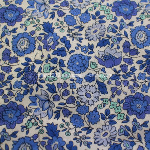 Printed Voile Made of 100%Cotton for Garments (60X60/90X88) pictures & photos