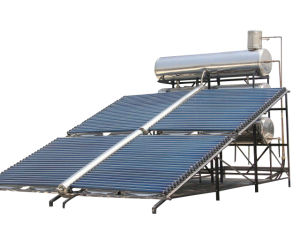 Non Pressure Solar Water Heater System pictures & photos