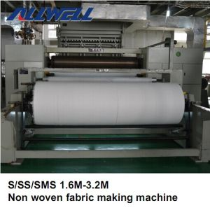 High Production 3200mm PP Spunbond Nonwoven Machinery pictures & photos