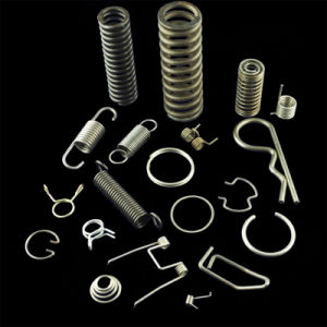 Custom High Quality Copper Compression Spring pictures & photos