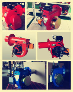 Lt Series Oil Burner Applied in Steam Boiler pictures & photos