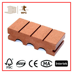 2014 Cheap WPC Decking From China, Composite Decking (140*37mm)