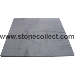 Gx White Marble Tiles for Flooring pictures & photos