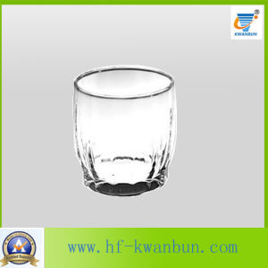 Special Bottom Shaped Heat-Resistant High Quality Clear Class Cups Kb-Hn066 pictures & photos