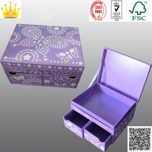 Paper Drawer Box/Gift Paper Drawer Boxes (MX042) pictures & photos