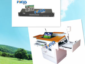 Focus S600 Electronic Wooden and Steel Rostrum