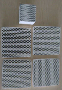 Cordierite/Dense Cordierite Honeycomb Ceramic Heater Ceramic Honeycomb Rto pictures & photos