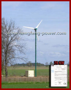 20kw Wind Turbine System