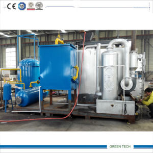Continuous Pyrolysis Plant 5ton Recycling Waste to Fuel Engergy pictures & photos