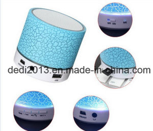 Mini Wireless USB LED Light Bluetooth Speaker pictures & photos